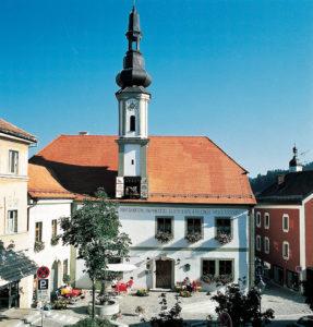 Bad Kötzting altes Rathaus