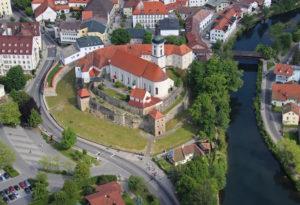 Bad Kötzting Kirchenburg