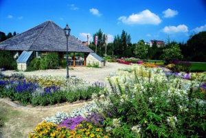 Bad Kötzting Kurpark Blütenpracht