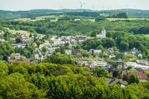 Bad Marienberg Stadtansicht