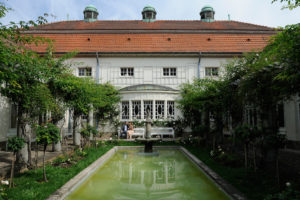 Bad Nauheim Sprudelhof Badehaus