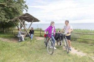 Göhren auf Rügen Radfahren
