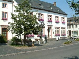 Rathaus in Manderscheid