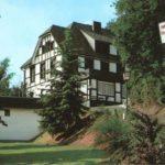 Bad Münstereifel altes Fachwerkhaus