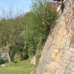 Stadtmauer von Naumburg