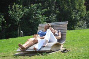 Bad Bodenteich Relaxen im Kurpark am See