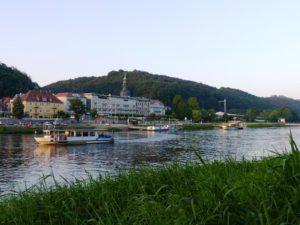 Kurstadt an der Elbe Bad Schandau