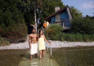 Überlingen am Bodensee Wassertreren