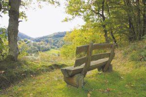 Bad Schwalbach Wandern Blick ins Tal