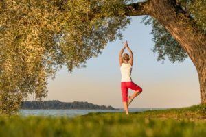 Yoga am Chiemsee Prien