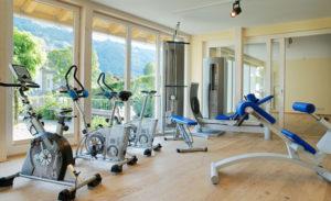 Alpin Med Fitnessraum Gerätesport