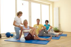Alpin Med Yoga