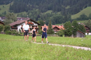 Hotel Bären Wandern in den Alpen