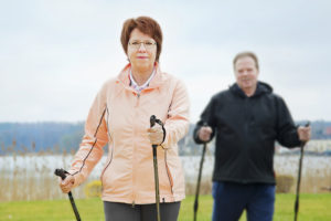 Nordic Walking in Feldberg