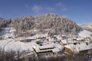 Vitaltherme St. Blasien Skigebiet Loipen