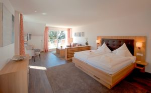 Doppelzimmer im Kneipp- & Vital-Hotel Röther