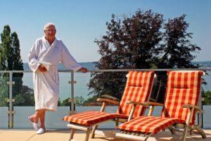Ein Platz an der Sonne im Kneipp- & Vital-Hotel Röther am Bodensee