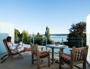 Erholung mit Seeblick Kneipp- & Vital-Hotel Röther