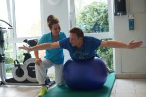 Gymnastik und Auszeit am Bodensee Kneipp- & Vital-Hotel Röther