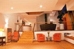 Hotel Seehof Lobby Weiskirchen