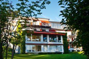 Hotel Seehof in Weiskirchen