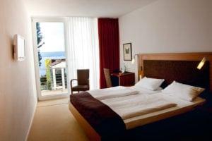 Hotel Seehof Zimmer in Weiskirchen