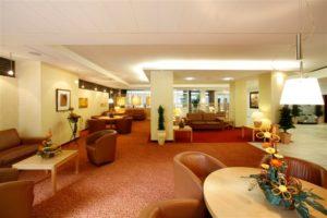 Hotel am Kurpark Lobby
