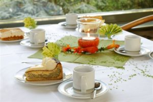 Hotel am Kurpark Kaffee und Kuchen