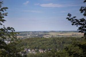 Blick auf die Stadt Brilon