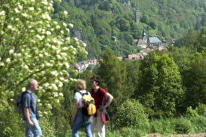 Fasten und Wandern in Bad Berneck